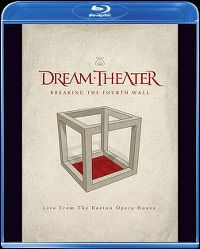 Cover Dream Theater - Breaking The Fourth Wall - Live From The Boston Opera House [DVD]